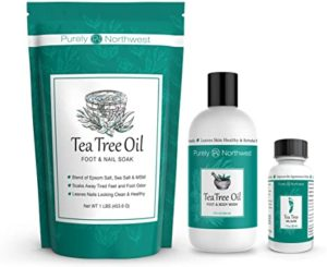 How To Use Tea Tree Oil For Toenail Fungus Treatment