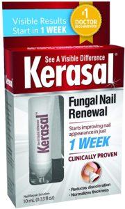 kerasal for ingrown toenail pus treatment