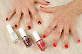 Antifungal nail polish