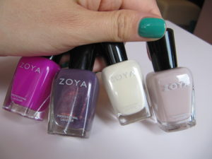 Zoya nail polish remover