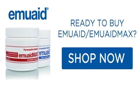 Emuaid bottle