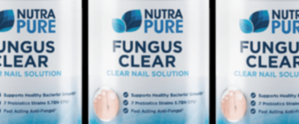 nutra Pure fungus clear