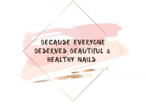 Because everyone deserves beautiful and healthy nails 800