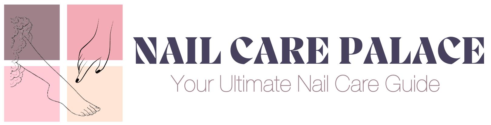nail care palace logo